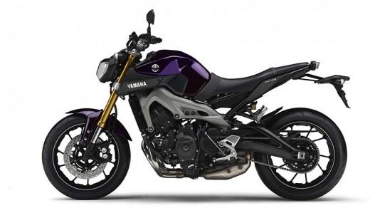 Новата Yamaha MT-09 излиза догодина 10