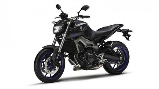 Новата Yamaha MT-09 излиза догодина 11