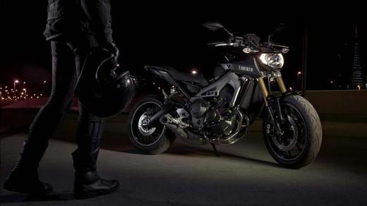 Новата Yamaha MT-09 излиза догодина 16