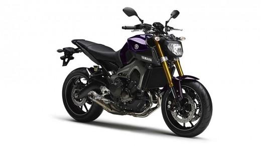 Новата Yamaha MT-09 излиза догодина 22