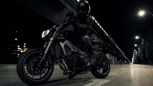 Новата Yamaha MT-09 излиза догодина 25