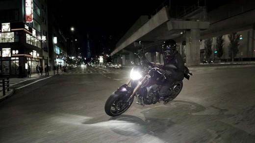 Новата Yamaha MT-09 излиза догодина 26