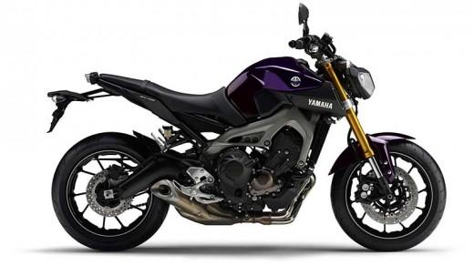 Новата Yamaha MT-09 излиза догодина 29