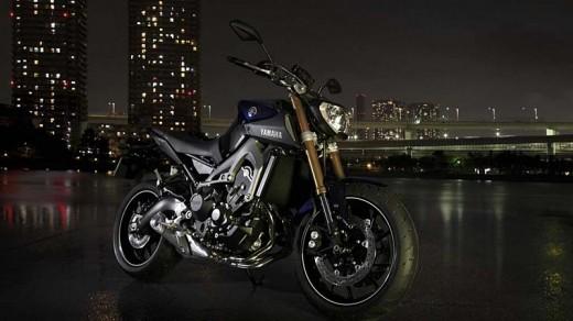Новата Yamaha MT-09 излиза догодина 33