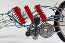 Мотоциклет, задвижван от винтоверти 06