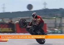 Stund riding във Велико Търново