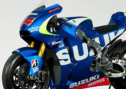 Suzuki официално се връщат в MotoGP през 2015 година