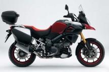 Моделът 2014 Suzuki V-Strom 1000 на път да влезе в производство 09