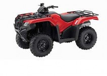 Honda пуска нови ATV-та в САЩ