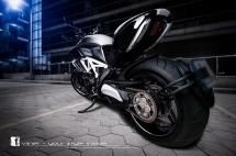 Дяволът на Ducati с тунинг от Vilner 02