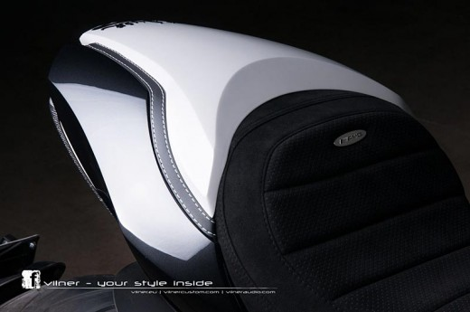 Дяволът на Ducati с тунинг от Vilner 03