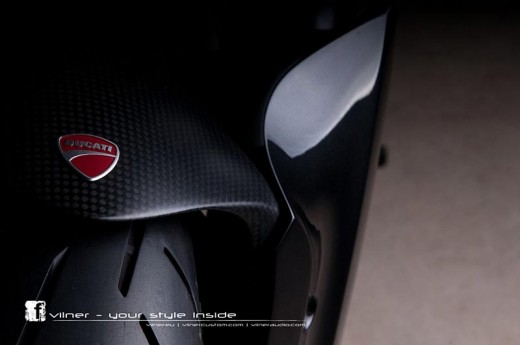 Дяволът на Ducati с тунинг от Vilner 12