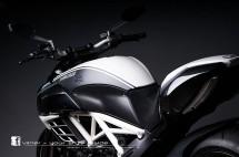 Дяволът на Ducati с тунинг от Vilner 15