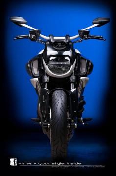 Дяволът на Ducati с тунинг от Vilner 24