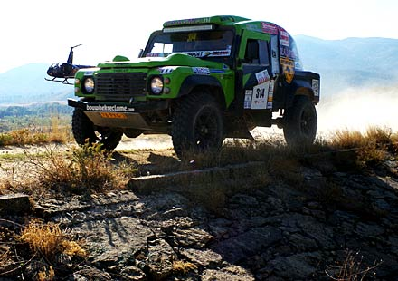 4-и етап на Balkan Breslau Rallye 2013