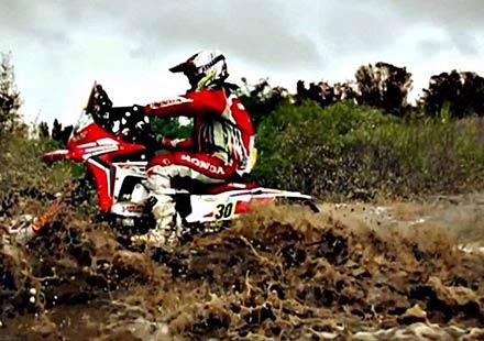 Honda показа новия мотор за рали Дакар 2014 (+видео)