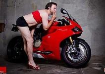 Ако мъжете продаваха мотоциклети