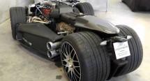 Французи създадоха квадроциклет с V8 от Ferrari 04