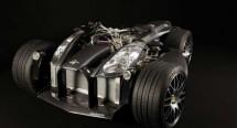 Французи създадоха квадроциклет с V8 от Ferrari 09