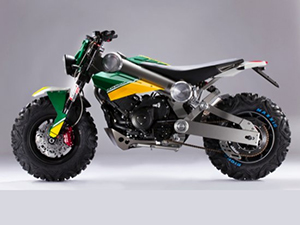 Caterham ще прави и мотоциклети