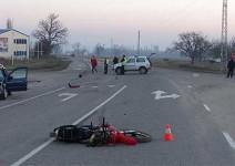 Фейсбук търси убиец на пътя, блъснал моторист