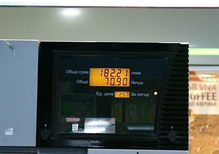 Доказаха фрапираща измама с гориво в бензиностанция ОМВ