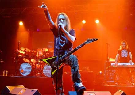 Children of Bodom направиха взривоопасен концерт в София