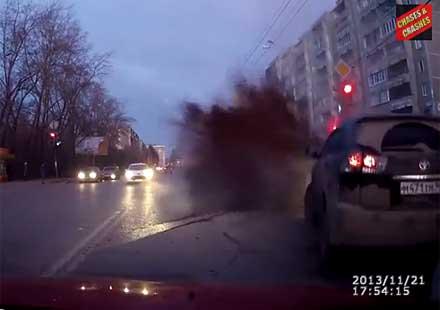 Какво е пътят да експлодира (видео)