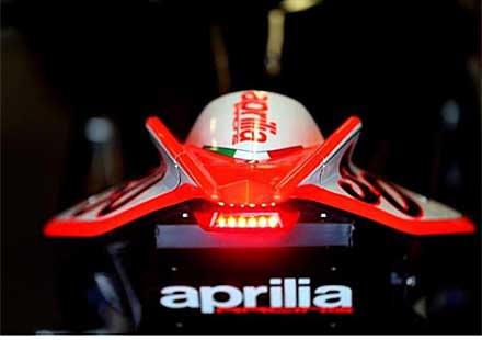 Aprilia се завръща в MotoGP