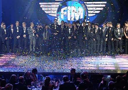 FIM раздаде наградите на гала в Монте Карло