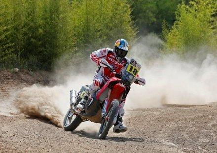 Рали Дакар: Honda и Съндерланд най-бързи във втория ден