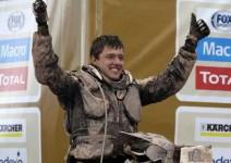 Руснак дебютант с етапна победа в клас ATV на рали Дакар 2014