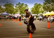 Бъдещето на мотоциклетите е с едно колело?