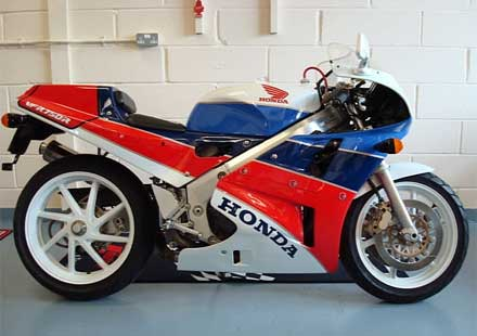 Продават състезателен мотор Honda на 0 км.