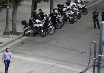 Младеж загина при нелегални състезания с мотоциклети в Атина