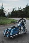 Harley-Davidson Road Glide за 2015 г. се появява с гръм и трясък 03