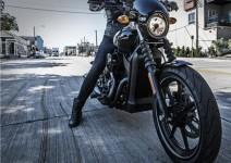 Капитан Америка представи новият Harley-Davidson Street™ 750 02