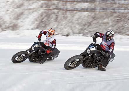 Капитан Америка представи новият Harley-Davidson Street™ 750 05