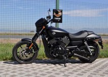 Капитан Америка представи новият Harley-Davidson Street™ 750 07