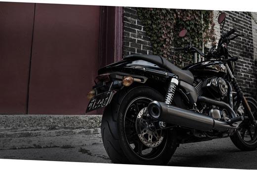 Harley-Davidson Street™ 750 12