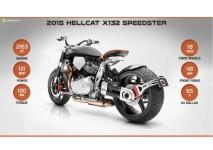 2015 Confederate X132 Hellcat Speedster 06